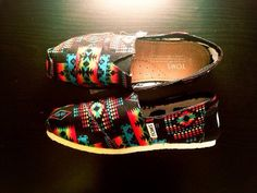 Black Tribal Toms Men by ClarkCouturecom on Etsy, $70.00