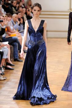 Zuhair Murad at Paris Haute Couture Fashion Week | Fall 2013