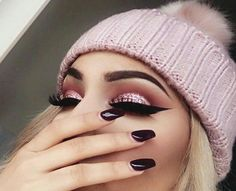Eye Makeup Remover Klorane such Best Glitter Glue For Eyeshadow until Eye Makeup Tutorial No Eyeliner nor Eye Makeup Tutorial Brown Eyes, Eye Makeup Remover For Extensions Makeup Goals, Makeup Inspo, Makeup Inspiration, Makeup Tips, Beauty Makeup, Makeup Ideas, Makeup Tutorials, Hair Tutorials, Makeup Products