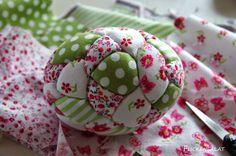 Flickensalat: Patchwork-Eier DIY Easter Patchwork-Egg DIY Ostern