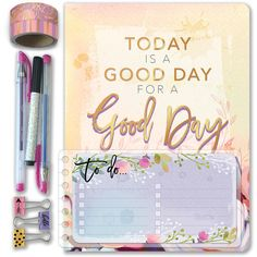 Watercolor-Inspired Planner Box Set By Recollections™