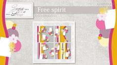 Free spirit templates by Jessica art-design