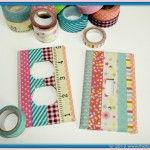 Washi Tape Light Switch & Outlet Covers
