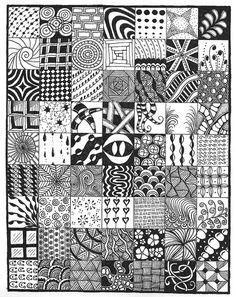 #doodles doodle sampler