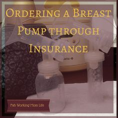 Moms-to-be who plan to breastfeed and return to work will need a good breast pump. Read on to learn how you can order a breast pump through insurance. Pumping Bag, Pumping At Work, Prenatal Workout, Breastfeeding And Pumping, Return To Work, Pumps, Working Moms, Wood Working, New Moms