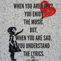 And when you listen to the lyrics and you can relate, it will always stay with you. #inspiration