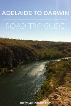 An Adelaide to Darwin road trip is one of the best that you can do while travelling in Australia. It takes in many great sights such as Coober Pedy, Uluru and the Devil's Marbles. A must do while visiting Australia! Visit Australia, Australia Travel, Darwin Australia, Travel Advice, Travel Guides, Travel Tips, Road Trip Hacks, Road Trips, Camping Hacks