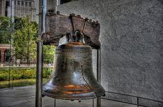 The Liberty Bell ... Philadelphia, Pennsylvania USA