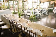 Springs Preserve Weddings Las Vegas Wedding Planner Garden Bistro Lights Green