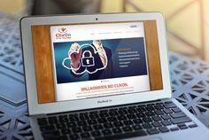 Portfolio Web Design - The Netmen Corp #logo #logomark #brand #branding #design #corporate #identity #business #inspiration