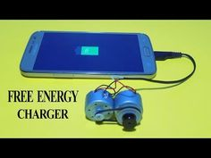 How To Make Free Energy Generator At Home - YouTube