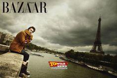 Harper's Bazaar Magazine October Issue '12
