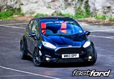 Ford Fiesta ST Ford Rs, Car Ford, Ford Motorsport, Ford Fiesta St, High Performance Cars, Ford Escort, Car Wheels, Motor Car, Cars Motorcycles