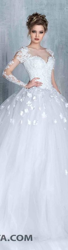 Most elegant wedding dresses and bridal gowns available at Beirut (Lebanon). Classic and trendy bridal dresses and wedding gowns at an affordable prices. 2016 Wedding Dresses, Wedding Attire, Bridal Dresses, Bridesmaid Dresses, Gown Wedding, Ivory Wedding, Beautiful Wedding Gowns, Beautiful Dresses, Elegant Wedding