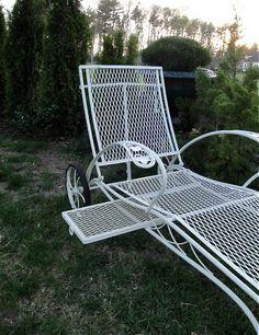 Salterini chaise - Mount Vernon