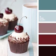 color scheme for the interior design