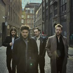 Mumford & Sons Announce U.S. Tour, Songwriting, American Songwriter