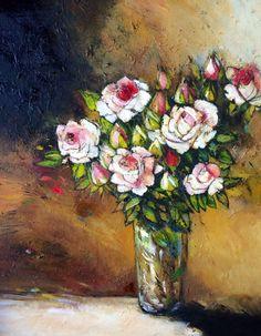 Formal roses by Liesel  Brune