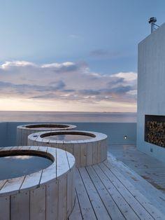 Fogo Island / design Todd Saunders