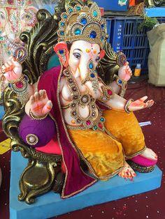 Bhakti Diaries Ganesh utsav India pune