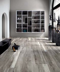 porcelain floor boards