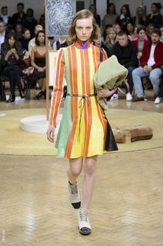 f5d99cea3f London Fashion Week is proving to be a celebration of big