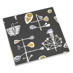 V Victoria Albert Museum > Main Section > Shop by product > Stationery & Desktop > Lucienne Day 'Hours' Notebook