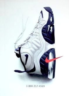 first $$ pair of bball shoes.  got em summer of 95.  glad i found this ad, remember seeing it in slam magazine