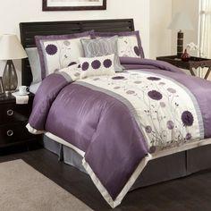 Lush Decor Juliana 6-Piece Comforter Set, Queen, Purple/Gray Triangle Home Fashions,http://www.amazon.com/dp/B008VOTANA/ref=cm_sw_r_pi_dp_m5L8sb0BE1QXW98C