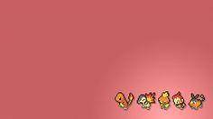 Pixelated Pokemon HD Wallpaper #anime