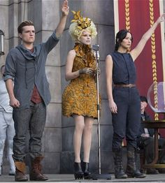 "The Hunger Games Catching Fire opened today. Reviewers say, ""The second thrilling adaptation in The Hunger Games trilogy carries on the fine work started by its predecessor."" #catchingfire #moviereviews"
