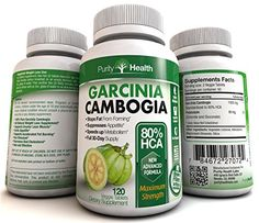 Garcinia Cambogia! Weight Loss Supplement That Works!