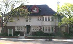 Albert Kahn House  Detroit Michigan