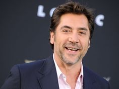 Javier Bardem, who plays the villain Captain Salazar,