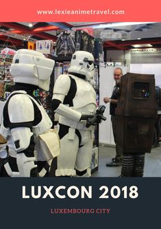 LuxCon 2018 is for geeks, science fiction, anime, manga, fantasy fans and lovers. This convention has inspired a lot of members in the Luxembourg City Travel Expert, Travel Guides, Travel Tips, Travel With Kids, Family Travel, Family Trips, Countries To Visit, Animals Of The World, Luxembourg