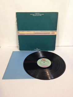 The Alan Parsons Project Tales Of Mystery And Imagination Edgar Allan Poe Vintage Vinyl Record Album LP 1976 20th Century Records T 508 by NostalgiaRocks