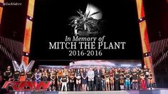 a life taken too soon, RIP Mitch. Dean Ambrose's plant....