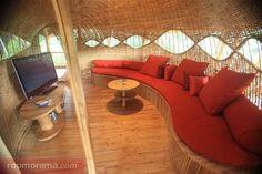 Short Term Rentals Abiansemal - House: Stunning All Bamboo House near Ubud - Roomorama