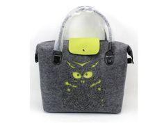 Owl Hollow Bag Made Of Felt &PU 20000 crowdfunding | Buyerparty Inc.