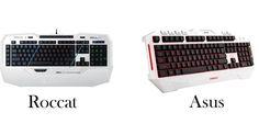 Je regarde pour modifier ma gaming room  vous préférez lequel de ces deux clavier ? #asus ou #roccat  #gaming #videogames #ps4 #console #gamer #games #xbox #CallOfDuty #retweet #CoD #news #video #pc #ordinateur #pc #HighTech #informatique #portable #videogameaddict #gamerguy #play  #twitter #facebook