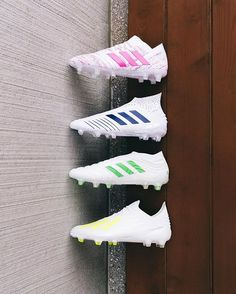 For Order Direct 📩 adidas adidasfootball football soccer soccerboots Nemeziz X Predator copa Womens Soccer Cleats, Soccer Gear, Soccer Kits, Baseball Cleats, Soccer Memes, Adidas Soccer Boots, Adidas Football, Cool Football Boots, Football Shoes