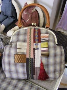 BESSONES PATCH: BOLSO JAPONES