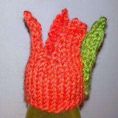 Innocent Smoothies Big Knit Hat Patterns - Tulip