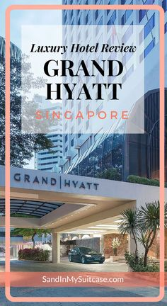 Shopping is a national obsession in Singapore. So why not stay in the heart of the action? At the Grand Hyatt Singapore, the glitzy stores and mega malls of Singapore's famous Orchard Road shopping district are just outside its doors. But all is calm inside the hotel. See our Grand Hyatt Singapore review...