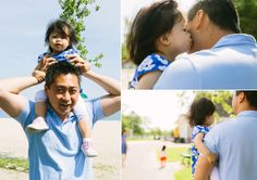 Daddy's Little Girl | Cynthia Chung Family Lifestyle Photography