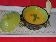 Lulu - Povesti din Bucatarie: Supa crema de telina si curcuma Pudding, Desserts, Food, Tailgate Desserts, Deserts, Custard Pudding, Essen, Puddings, Postres