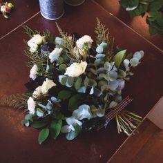 Funeral bouquet - Grandpa.