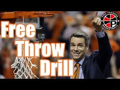 Never Miss Another Foul Shot | Tony Bennett Free Throw Drill | Pro Training Basketball - YouTube