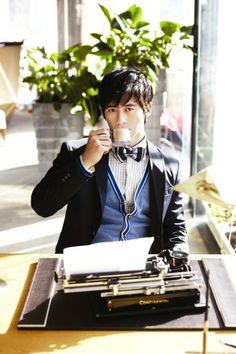 Go Soo korean model and actor