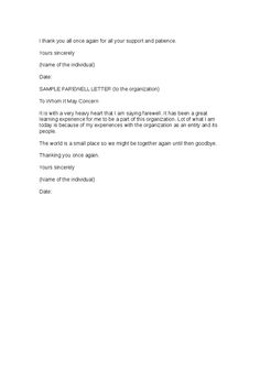 10 Best Goodbye letter to parents images | Letter to ...